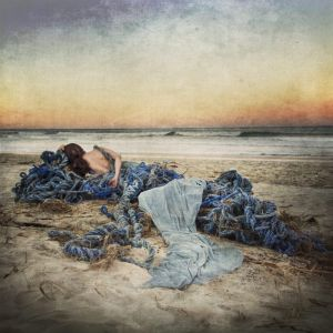 Of The Ocean by Kellie North | Limited Edition Print | Art Lovers Australia