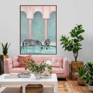 Office Gossip | Canvas Print