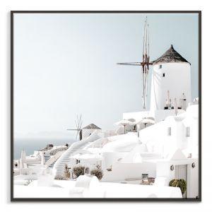 Oia Santorini | Canvas or Print by Artist Lane