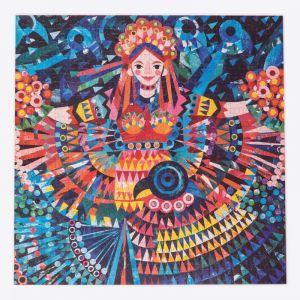 Okay Lady - Night Dancer - Mindful Jigsaw Puzzle 400 Piece