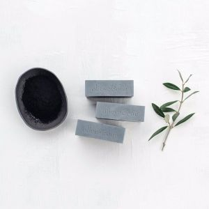 Olieve 3 Pack Soap | Bergamot & Charcoal | by Aura Home