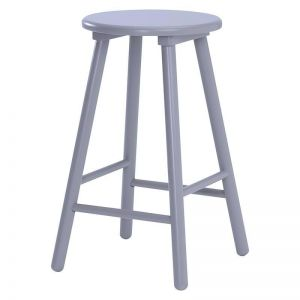 OLINA Bar Stool | Light Grey
