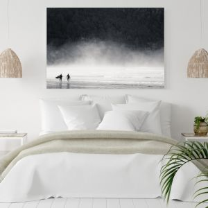 On The Search Canvas Art