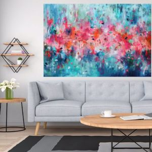 Only With a Pure Heart by Belinda Nadwie | Ltd. Edition Canvas Print | Art Lovers Australia