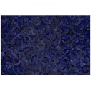 Optico Rug | Midnight Blue | by Art Hide