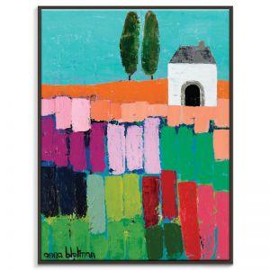 Orange   Anna Blatman   Prints or Canvas by Artist Lane