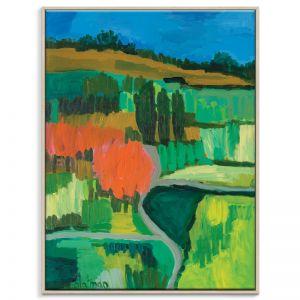 Orange County   Anna Blatman   Prints or Canvas by Artist Lane