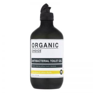 Organic Choice Antibacterial Toilet Gel | Lemongrass & Lemon Myrtle