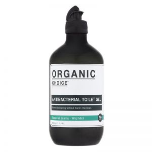 Organic Choice Antibacterial Toilet Gel | Wild Mint