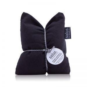 Organic Lavender & Jasmine Heat Pillow | Black