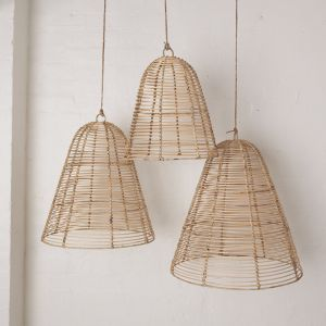 Orli Rattan Light Shade l Pre Order