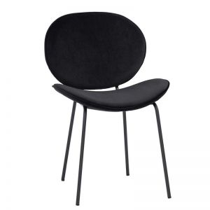 Ormer Dining Chair | Black