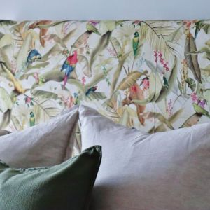OTIS Upholstered Bedhead | Custom Made by BedsAhead | Various Sizes Available