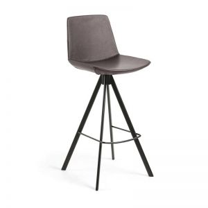 Otus Bench Barstool | Chocolate | CLU Living