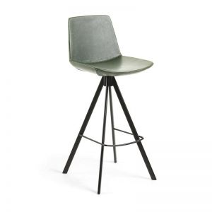 Otus Bench Barstool | Green | CLU Living