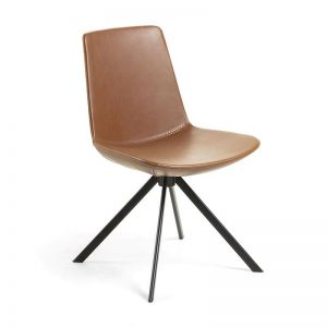 Otus Dining Chair | Rust | CLU Living