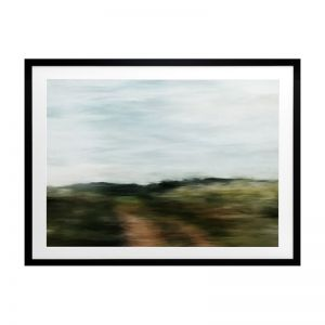 Out West   Framed Art Print