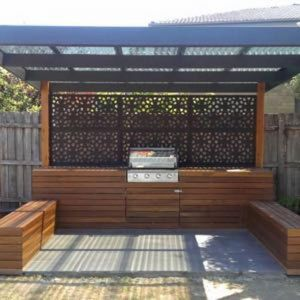 Outdeco® Gardenscreen™ Marakesh™ Brown
