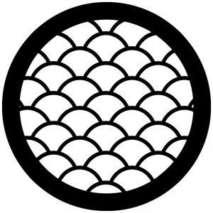 Outdoor Circle Decorative Panel | Metal Cutout Circle I.1