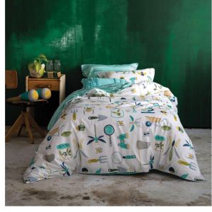 Outdoor Collector Bed Linen | Quilt Cover Set by Kas Australia