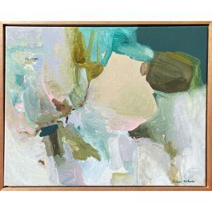 Overturned | Original Artwork | Custom Framed | Prudence De Marchi