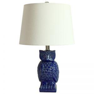 Owl Bedside Lamp