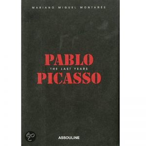 Pablo Picasso The Last Years | Coffee Table Book