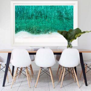 Paddle Alone | Framed Art