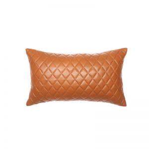 Pages Cushion by Amigos De Hoy | Rectangle | Quilted Tan