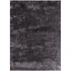 Pallas Weave Rug | Gumetal | by Amigos de Hoy