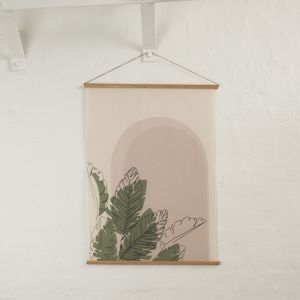 Palm, Arches Wall Hanging