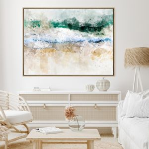 Palm Beach | Shadow Framed Wall Art