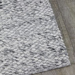 Palmas Wool Rug | Smoke Grey | Pre Order Mid - Late February 2021