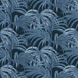 Palmeral - Black & Blue