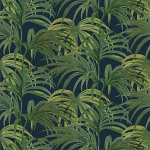 Palmeral - Black & Green