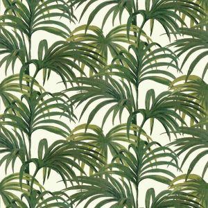 Palmeral - White & Green