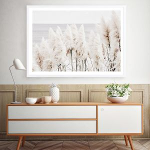 Pampas Grass Photo Art Print (Various Sizes)