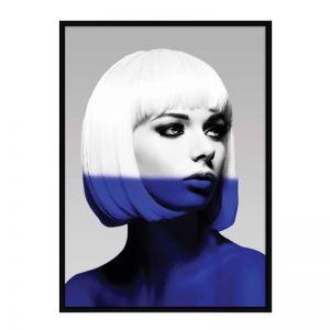 Pandora Portrait | Framed Art Print