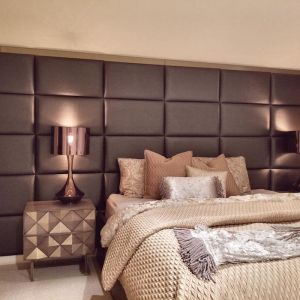 Panelled Headboard by BedsAhead | Custom Made | All Sizes