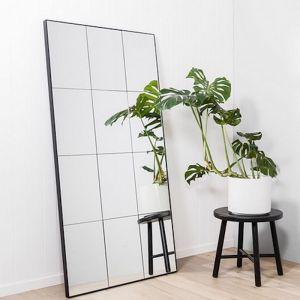Panelled Leaner Mirror