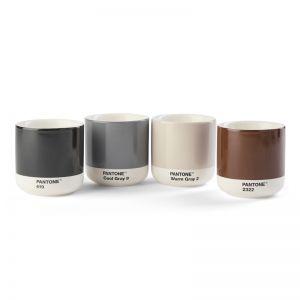 Pantone Cortado Thermo Cup WARM GRAY - COOL GRAY -BROWN - BLACK