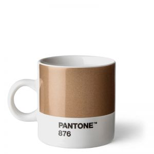 Pantone ESPRESSO CUP Bronze 876 C