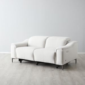 Paolo 2-Seater Electric Recliner | Fabric |