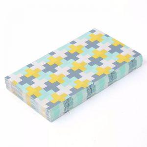 Paper Napkins | 3 packs of 20 | Crosses