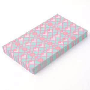 Paper Napkins | 3 packs of 20 |Geometric