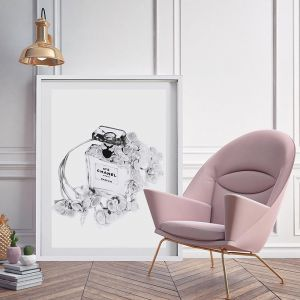 Parfum | Lost Sisters Collection | Limited Edition Framed And Unframed Print by 4 The Love of Paris
