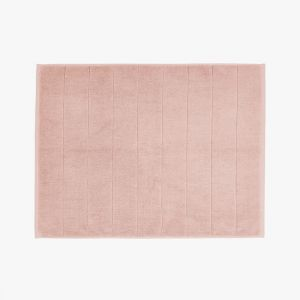 Paros Bath Mat | Pink Clay by Aura Home