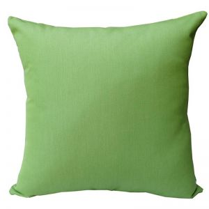 Parrot Green | Sunbrella Fade and Water Resistant Outdoor Cushion