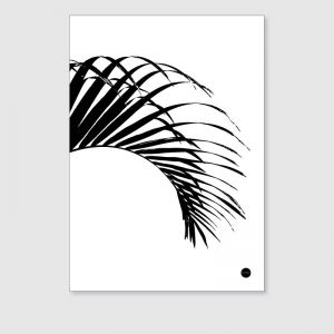 Pat's Palm | Unframed Print
