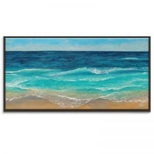 Peaceful Sea   Canvas or Print   Framed or Unframed